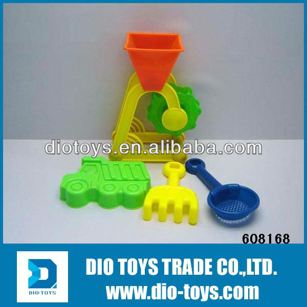 popular item beach sand castle molds toy