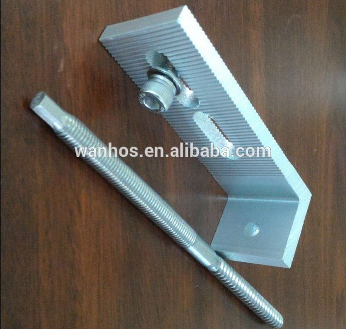 All Kinds of Hanger Bolts And Fasteners for Solar PV Mounting Rack System