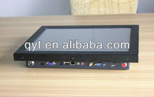 15'' industrial panel pc touch with windows xp