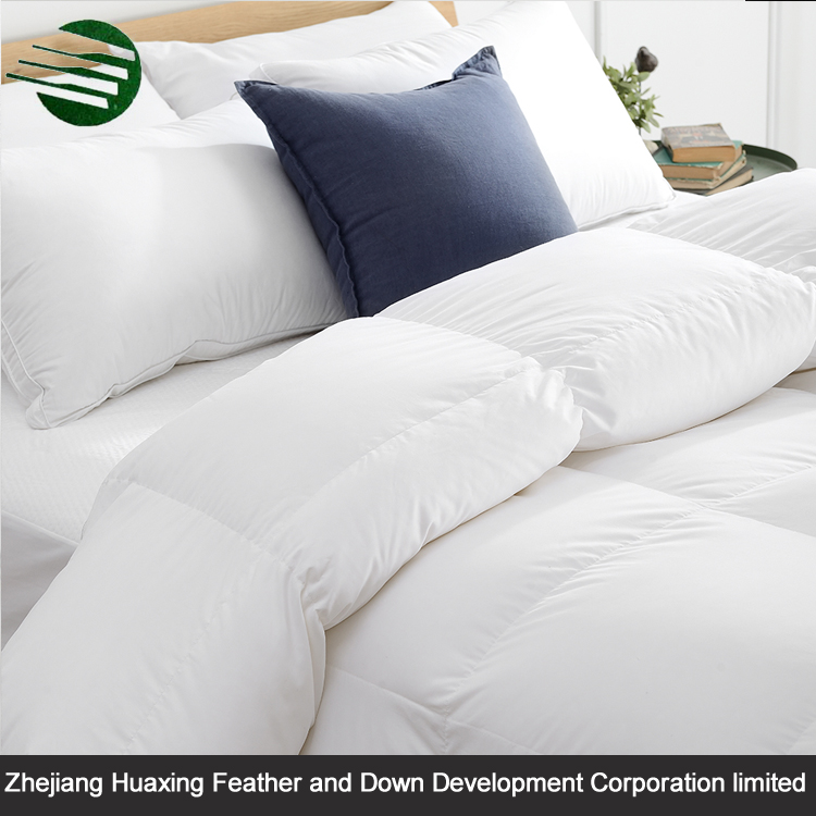 Beautiful Design Chinese Suppiler Super Soft Duck Down Alternative Comforter