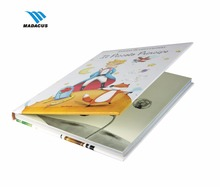 OEM supplier wholesale colorful cheap hardcover child mimi book printing