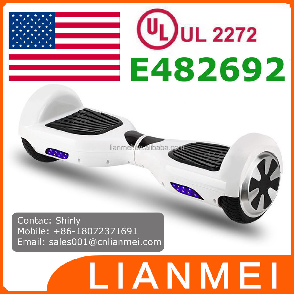 UL 2272 Certified Hoverboard For Sale,Hoverboard Self Balancing Skateboard,Handsfree Motorized Scooter