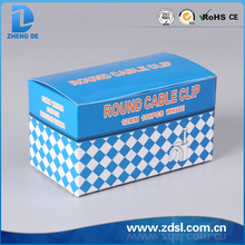 Flat Plastic Cable Clips Suppliers