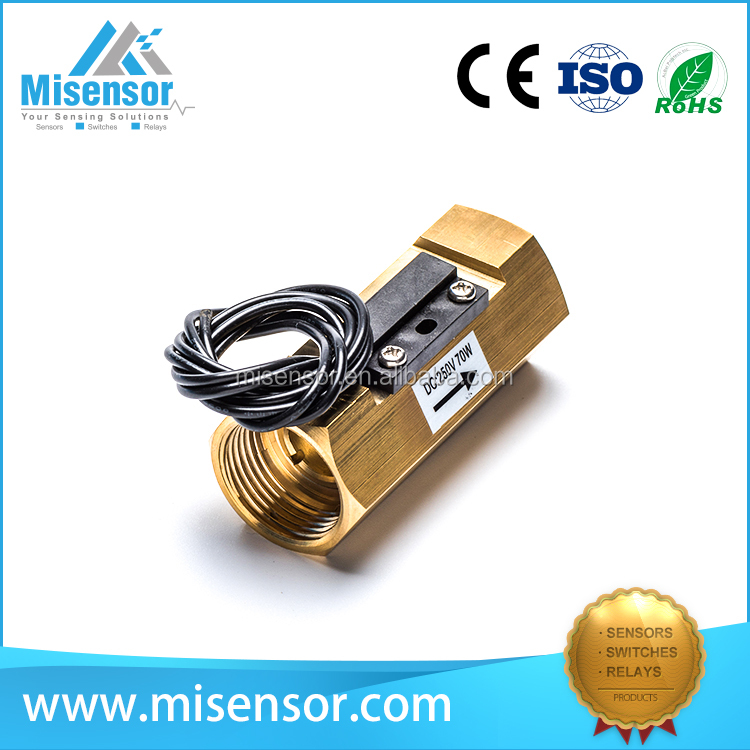 Misensor swimming pool water flow switch
