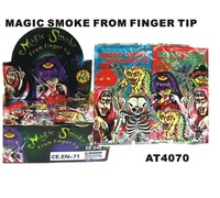 High quality product magic smoke from finger tip toys for kids