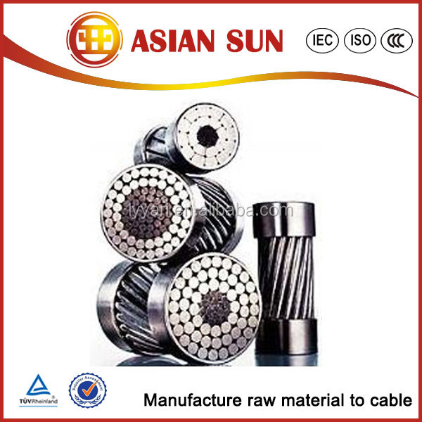 Aerial Transmission Line Aluminum Conductor Steel Reinforced acsr dove