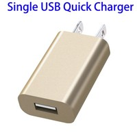 Wholesale Price 5V 1A Travel Wall USB Quick Smart Charging Adapter Charger