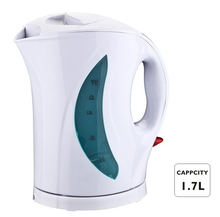 home appliance 1.7L cordless plastic electric jug kettle