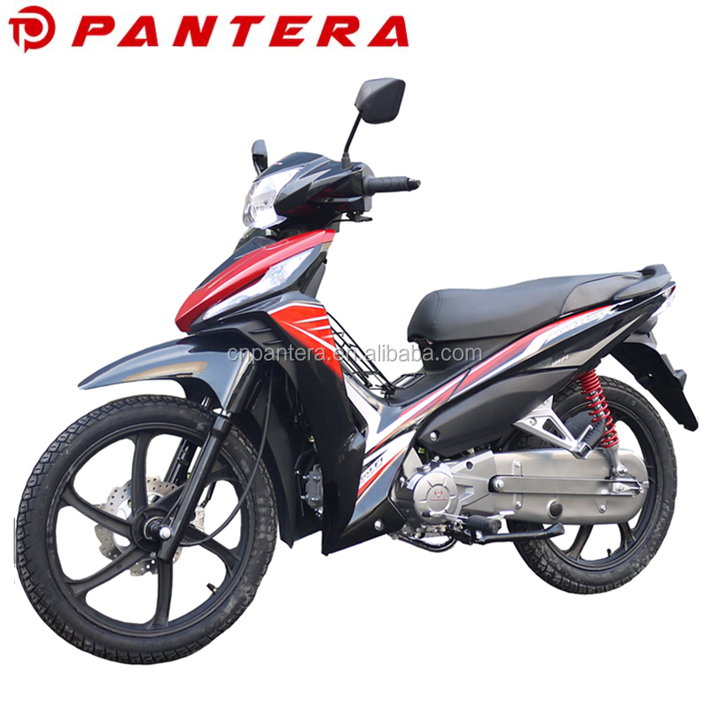 2018 China Newly Cheap Gas Petrol Mini Adult Motor Bike Motorbike 110cc