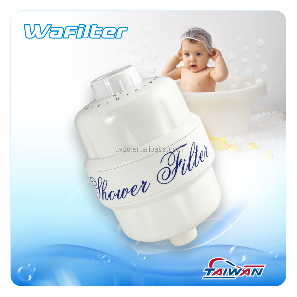 Factory Price Shower Filter SPA Shower Water Filtration