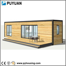Movable Container House One Bedroom One Living Room Standard 40HQ Container