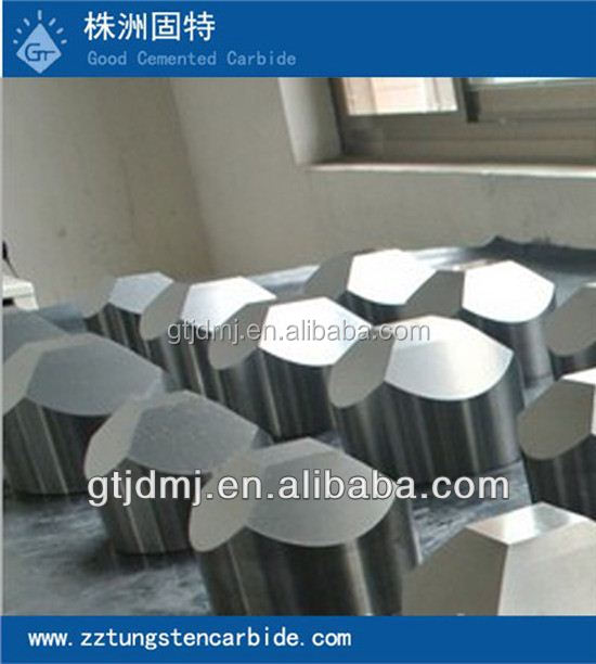 2015 Mrrior Surface Quality Tungsten Carbide Anvils of Hunan China