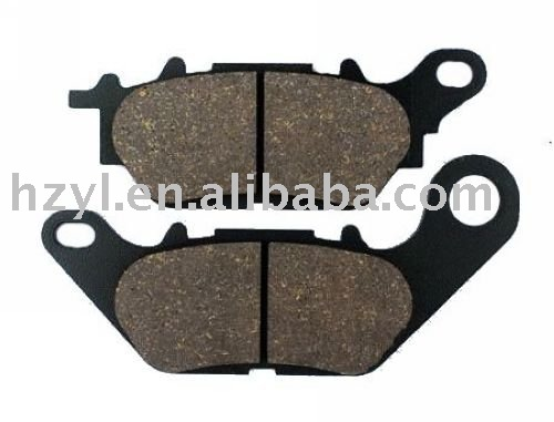 resin/sinter/ceramic brake pads for Motorcycles