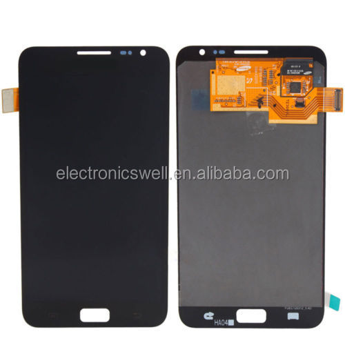 Low price Wholesale 100% new LCD screen with digitizer touch panel, LCD assembly for Samsung galaxy Note n7000 i9220
