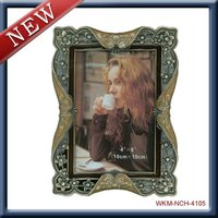 antique metal picture frames