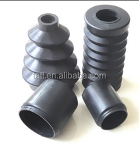 Supply all kinds of rubber bellows made of rubber bellows rubber protective sleeve