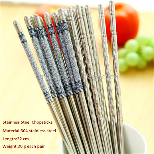 Blue and white porcelain pattern chopsticks