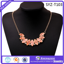 Best Gift for Girlfriend Leader Fashion Jewelry Lovely Color Pendant Necklace