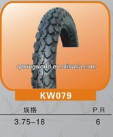 CHINA mainland 3.75-18 motorcycle tyre