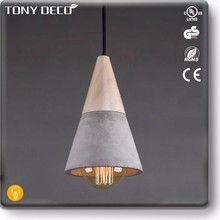 Beautiful Small Wedding Decoration Cement Concrete Chandelier