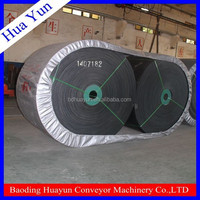 150 Centigrade Degree Steel Industrial used Heatproof Rubber Conveyor Belt Manufacturers