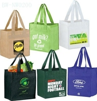 High quality pp non woven bag for vegetables or fruits