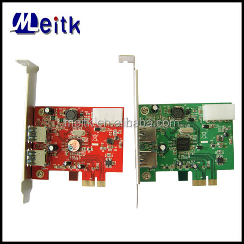 High Quality PCI-Express Dual Port Ethernet Controller Card