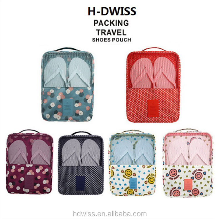 High Quality Waterproof <strong>Travel</strong> Tote Toiletries Laundry Pouch Case Shoe Bag