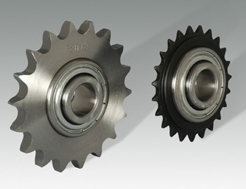 China steel bajaj discover chain sprocket and roller chain sproket