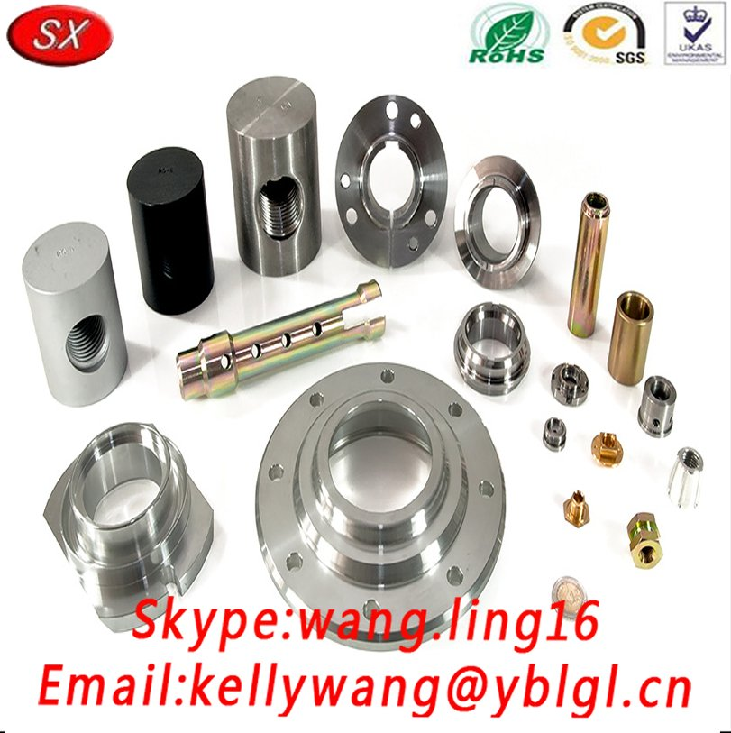 CNC various used auto spare parts, machine spare part,spare parts for car in Dongguan