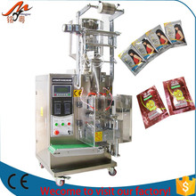 Full automatic beaver shampoo packing machinery made in Guangzhou factory price