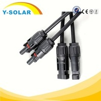 Y-SOLAR C1000V mc4 Female and male solar panel auto connector diode