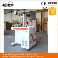high quality laser marking machine portable fiber for wholesale