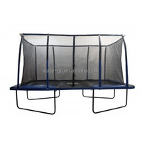 2013 funny outdoor sport competition trampoline bungee trampoline for sale