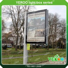 YEROO New style assurance quality sample signboard design for sale
