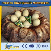 Hot Sale Fiberglass Dinosaur Eggs Entertainment Equipmentfor Display/Dinoworld