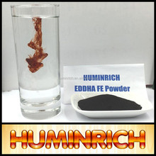 Huminrich 80% Ortho-Ortho Iron Chelate EDDHA FE Micronutrient Powder