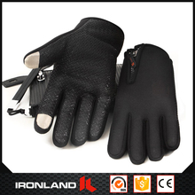 Men's Winter Outdoor Non Slip Cycling Glove Touchscreen Gloves for Smart Phone