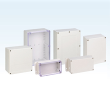 IP66 plastic enclosure for power supply