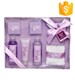 newest wholesale oem promotional beautiful body spa bath gift sets