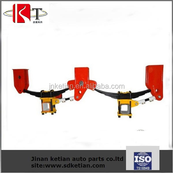 vehicle parts/mechanical suspension with leaf spring kit/assembly