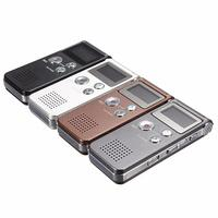 High Quality 8GB Digital Audio Voice Recorder Professional Mini Dictaphone MP3 Player Recording Pen Recorder 4 Colors