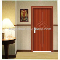 BG-P9055 Kerala House Front Main Door Designs