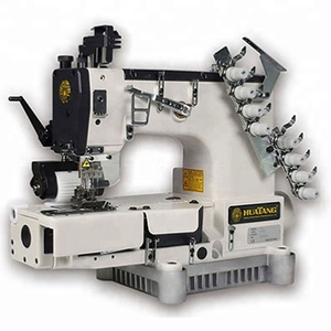 elastic attaching top quality industrial sewing machine