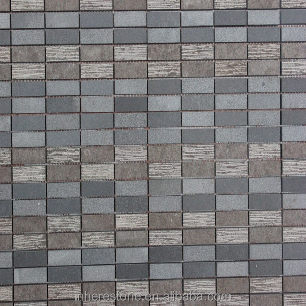 Popular special stone Masic tone tiles mosaic
