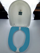 Foam EVA Warm and Waterproof Toilet Seat Cover,promotion /travelling