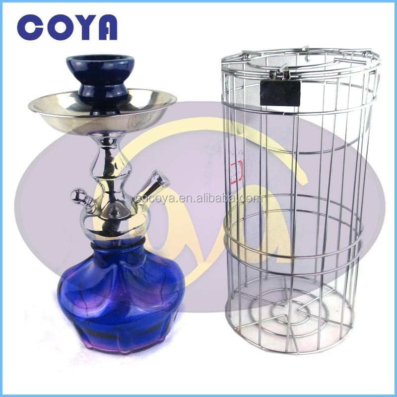 china wholesale hookah with bird cage packing shisha Narghile CS-040