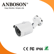 Low light viewing 40M IR 3.6mm lens digital color bullet 1080P IP camera