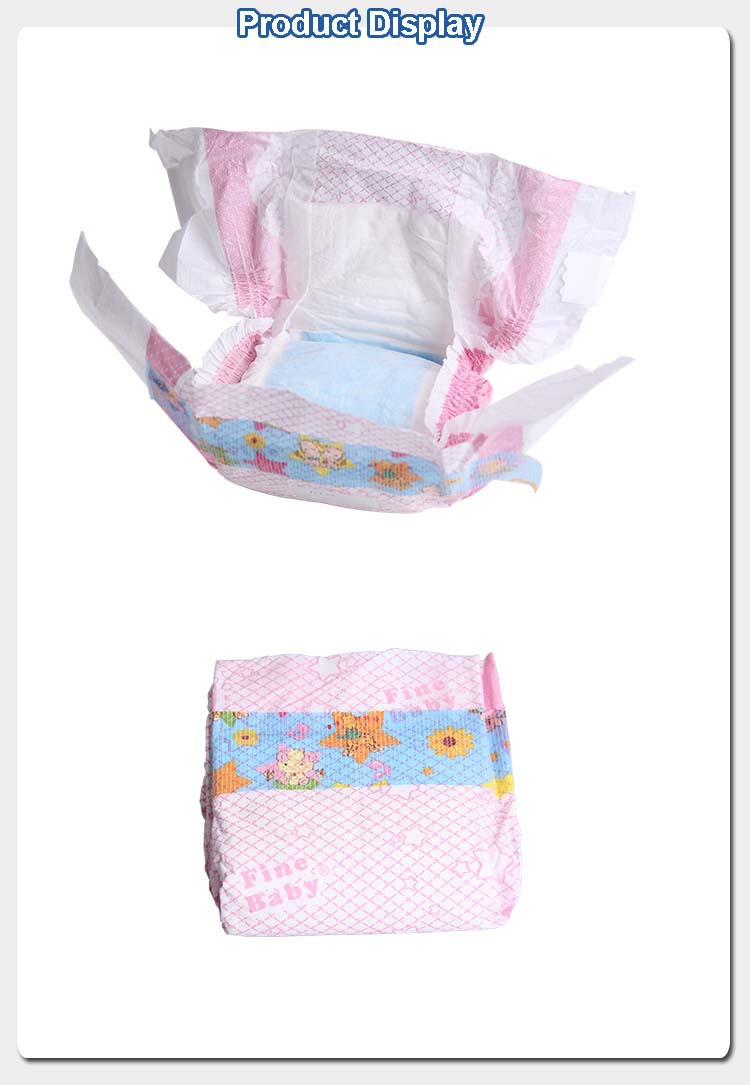 Superior Quality Newborn Disposable Baby Diapers Wholesale with OEM ODM