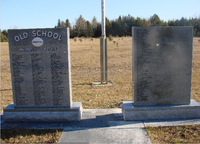 Granite Double Monument